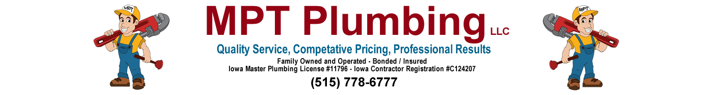 MPT Plumbing LLC